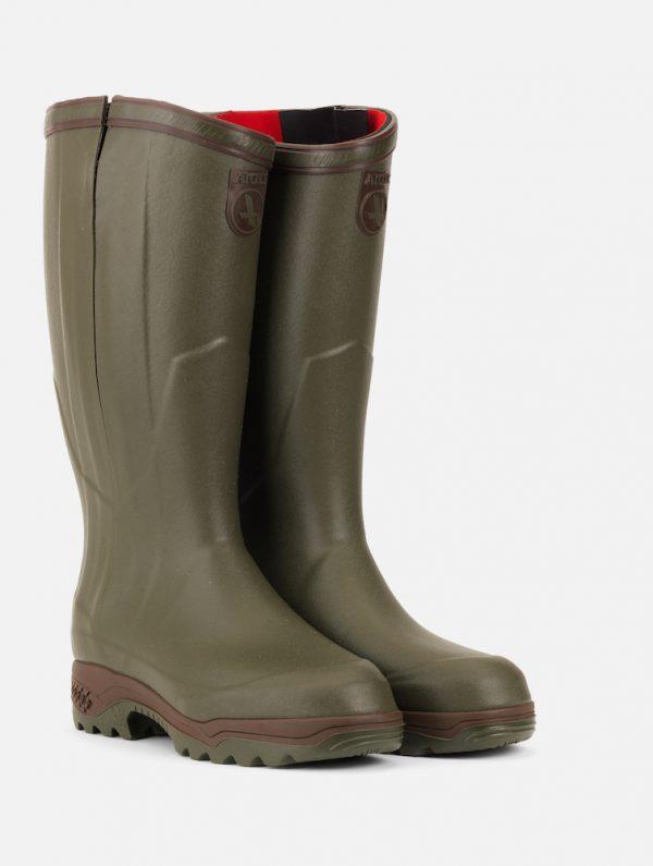 Aigle Parcours 2 Open Wellington Boots