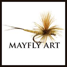 Mayfly Art