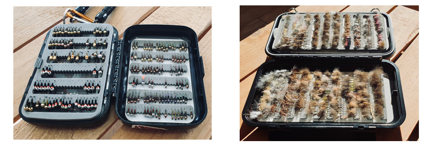 Wild Brown Trout Fly Boxes