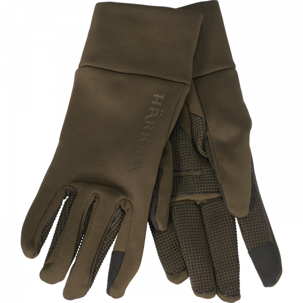 Harkila Power Stretch Gloves Willow Green