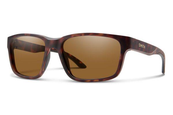 Smith Optics Basecamp Matte Tortoise Polar Brown Sunglasses