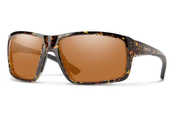 Smith Optics Hookshot Dark Amber Tortoise Polar Copper Sunglasses