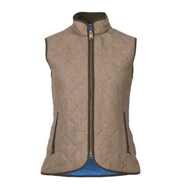 Laksen Ness Quilted Vest