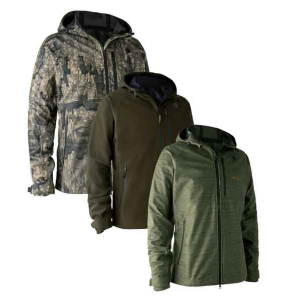 Deerhunter Pro Gamekeeper Jacket – Short
