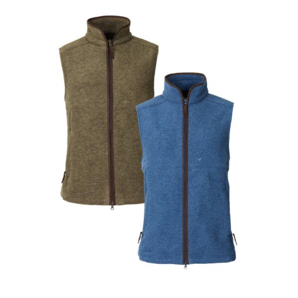 Laksen Felted Wool Isla Vest