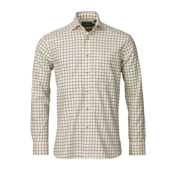 Laksen Wool Benny Shirt